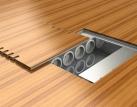 Podlahová krabice STAKOHOME-8808-Bnw